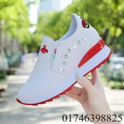 Running Sneaker Mixed Color Shoe Women