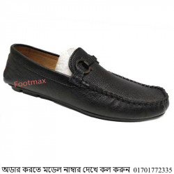 men loafer pure leather