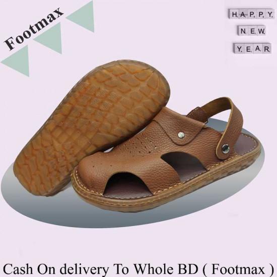 Men's Leather Sandals Dr martins
