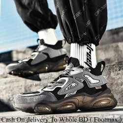 Time New Roman 2021 Fashion Height  Increasing Men Sneaker Spring Autumn Breathable Adult Casual Male Shoe