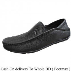 Pure Leather & Comfortable Leather Casual Shoe