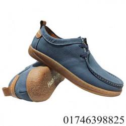 Hush Puppies Leather  Casual Shoe men Comfortable  Upper Inner regular  Use