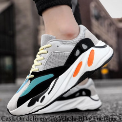 Authentic coconut shoes breathable glow-in-the-dark men running inertia magnet shoes casual shoes lovers running shoes