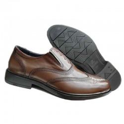 Brock Style Men Formal Shoe Cow Leather