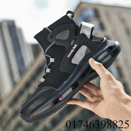 New Trendy Sneaker for 2020 Basketball Shoes Men's Cushioning Light Basketball Sneakers Male Breathable Outdoor Sports Shoes