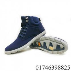 Comfortable Great Looking Pu  Leather Casu7al Boot Shoe Men