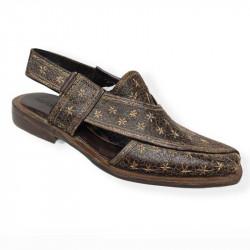 Ambota Leather Kabli Sandals