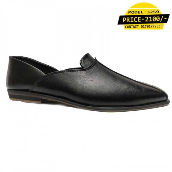 Chocolate Black Cowhide Men Casual Outdoor Gaffa Shoe men