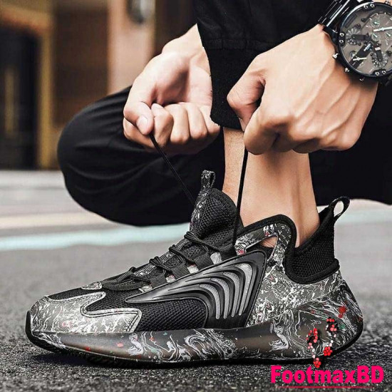 Running Color Full Lightweight Sports Shoe Men Casual Gym
