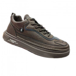 Men Leather Shoes Sneaker Summer Men's Shoes Fashion Shoes Board Shoes