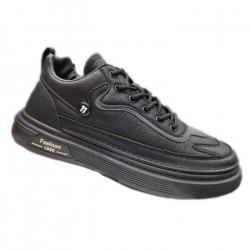 Men Leather Shoes Sneaker  Without Lace Shoes Summer Men's Shoes Fashion Shoes Board Shoes